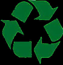 Recycle Logo Black